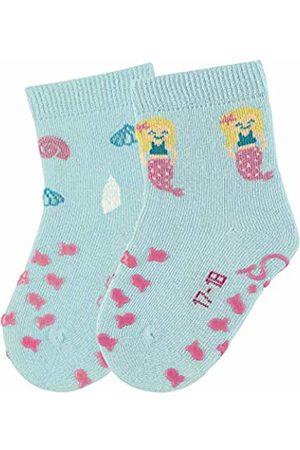 Sterntaler Baby Socks - Baby Girls' Abs-krabbelsöckchen Dp Meerj. Calf Socks
