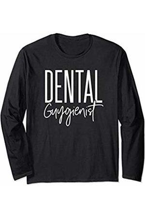 Dental Hygienist designs Funny Dental Hygienist design for men - Guygienist Long Sleeve T-Shirt