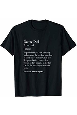 NaughtyGoose Dancewear Dance Dad: funny dance definition for your dance family T-Shirt