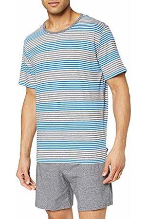 Seidensticker Men's Anzug Kurz Pyjama Set, ( 800)