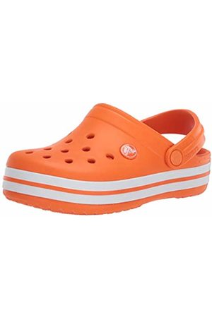Crocs Crocband Clog K, Unisex-Child Clogs, ( 810)