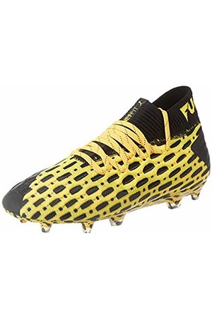 Puma Unisex Kid's Future 5.1 Netfit FG/AG JR Football Boots, (Ultra 02)