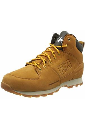 Helly Hansen Men's Tsuga High Rise Hiking Boots, (New Wheat/Espresso/NAT 724)