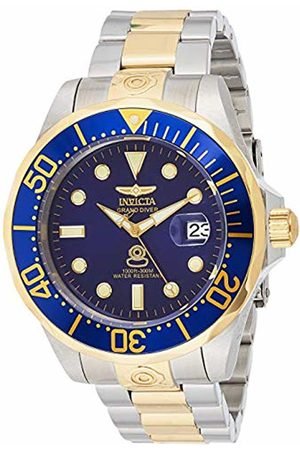 Invicta 3049 Pro Diver Men's Wrist Watch Stainless Steel Automatic Dial