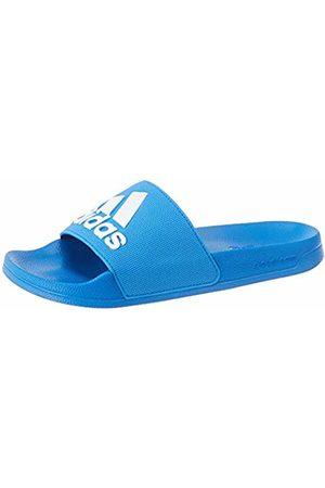 adidas Men's Adilette Shower Slide Sandal, True /Footwear /True