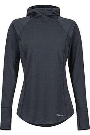 Marmot Women's Midweight Meghan Hoody Vest, Womens, 13170-001-5-L