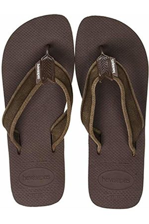 Havaianas Men's Urban Basic II Flip Flops, (Dark 0727)
