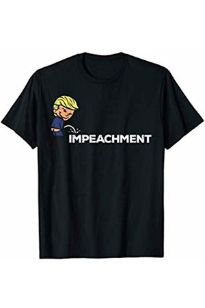 Trump 2020 Eat This Liberals Middle Finger Funny Pro Donald T-Shirt