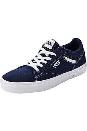 Vans Men's SELDAN Trainers, ((Canvas) Dress Blues/ Jy3)