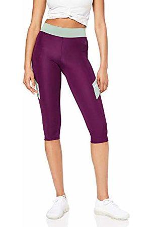 AURIQUE Amazon Brand - BAL004 Gym Leggings Women