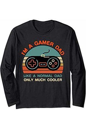 Gamer Dad Like A Normal Dad Gifts Mens Gamer Dad Like A Normal Dad - Video Game Father Long Sleeve T-Shirt