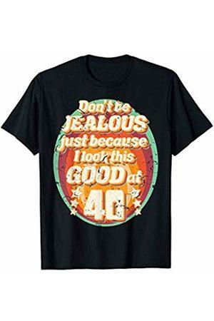 All Sizes Xmas Wedding Novelty 40th Birthday T-shirt It TOOK 40yrs Party