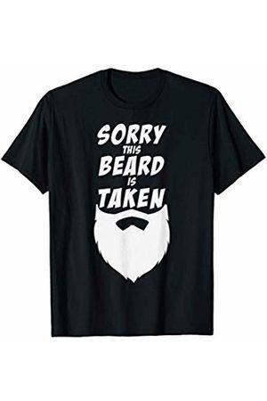 Beard Lover Gift - Bearded men gifts Mens Sorry This Beard is Taken Shirt