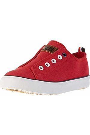 Xti Unisex Kids' 57067 Slip On Trainers, (Rojo Rojo)