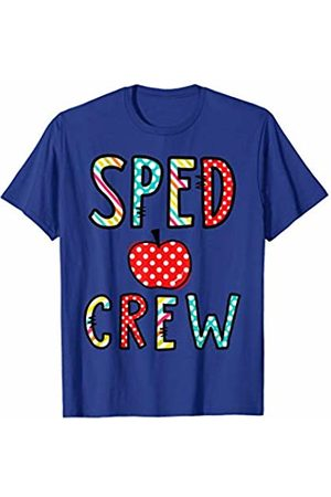 Cute Sped gifts Sped special ed education iep crew funny Apple cute gift tee T-Shirt