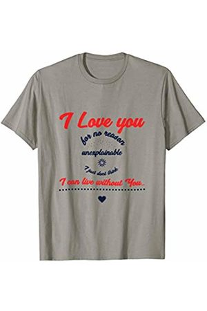UNKNOWN Reasons to love you valentine's day tee for lovers T-Shirt