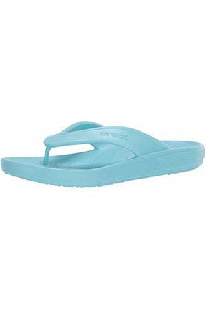 Crocs Unisex Adult's Classic II Flip Flops, (Ice 4o9)