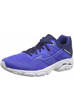 Mizuno Women's Wave Inspire 16 Running Shoes, ( /Dblue/Medblu 22)
