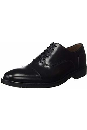Lottusse Men's L6591 Oxfords, (Ebony Negro)