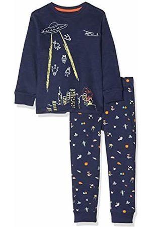 Schiesser Boys Mix /& Relax Webpants Pyjama Bottoms
