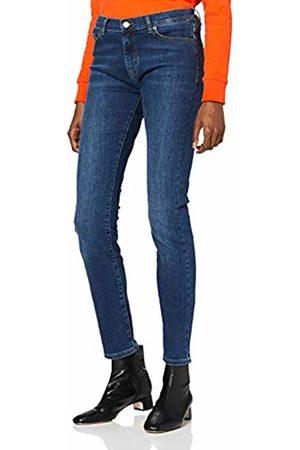 HUGO BOSS Women's J21 Slim Jeans
