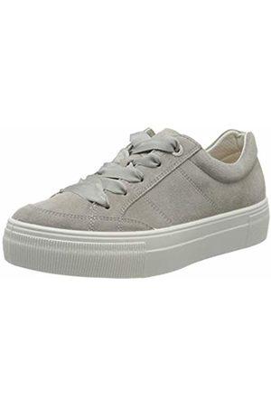 Legero Women's Lima Low-Top Sneakers, (Aluminio (Grau) 25)