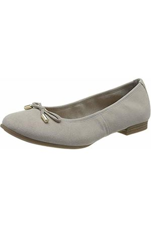 s.Oliver Women's 5-5-22112-24 Closed Toe Ballet Flats, (LT 210)