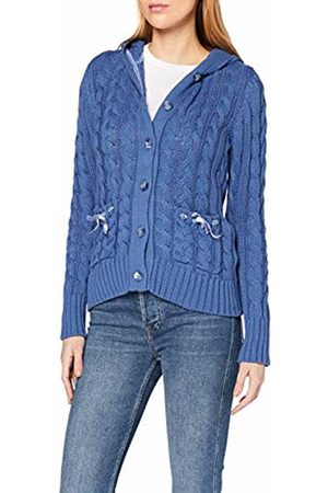 Joe Browns Women's Cosy Cable Knit Hood Cardigan Sweater
