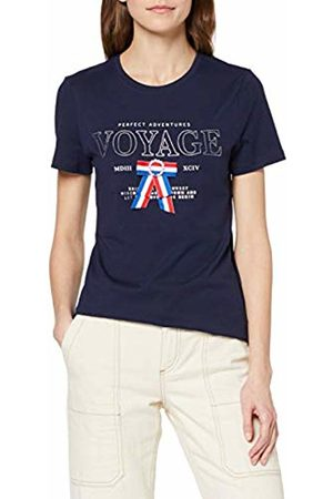 Only Women's ONLKITA Life REG S/S LUX TOP Box CO JRS T-Shirt