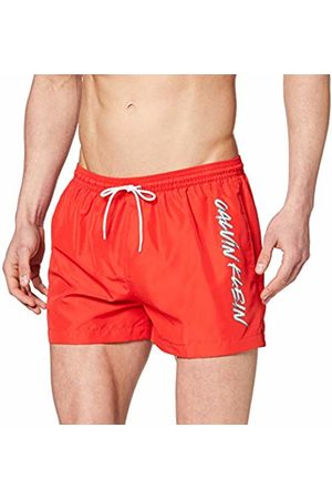 Calvin Klein Men's Short Drawstring Trunks