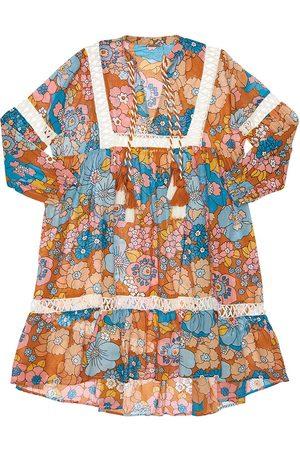 DODO BAR OR Flower Print Cotton Dress