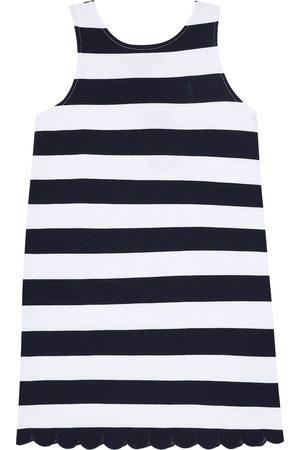 Ralph Lauren Cotton-blend dress