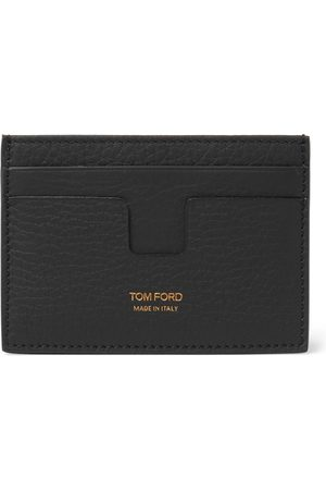 Tom Ford Men Purses & Wallets - Full-Grain Leather Cardholder