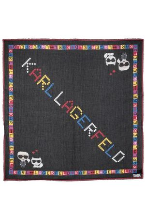 KARL LAGERFELD ACCESSORIES - Square scarves