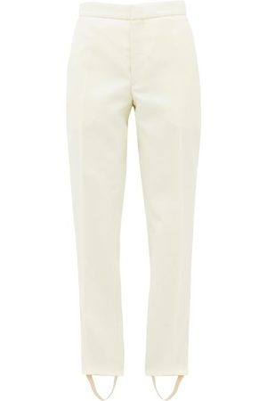 WARDROBE.NYC Wardrobe. nyc - Release 05 Stirrup Merino-wool Trousers - Womens