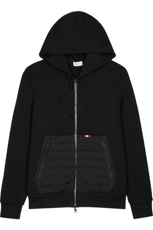 Moncler Cotton-jersey Sweatshirt