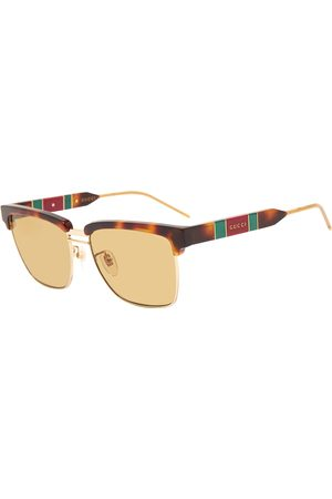 Gucci Gucci Sophisticated Web Sunglasses