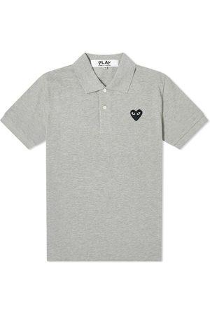 Comme des Garçons Comme des Garcons Play Black Heart Polo