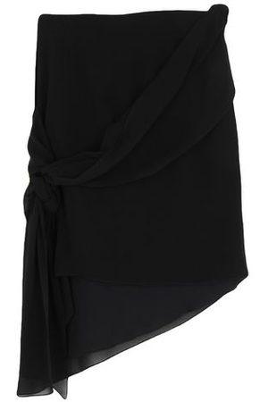 Saint Laurent Women Skirts - SKIRTS - Knee length skirts
