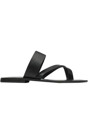 8 by YOOX FOOTWEAR - Toe post sandals