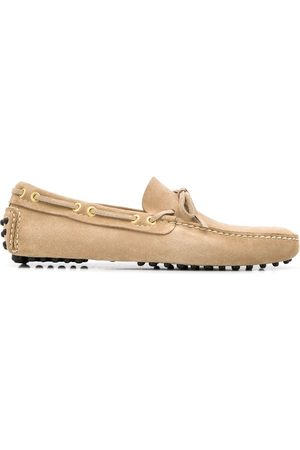 CAR SHOE Men Loafers - Bow detailed loafers - Neutrals