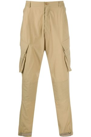 Givenchy Tapered cargo trousers - Neutrals