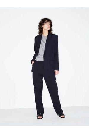 Raey Single-breasted Wool-twill Jacket - Womens