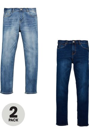 Very Boys 2 Pack Slim Jeans - /