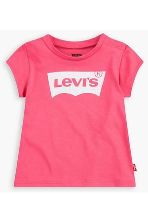Levi's Girls Short Sleeve - Short Sleeved Batwing Tee Kids - / Tea Tree