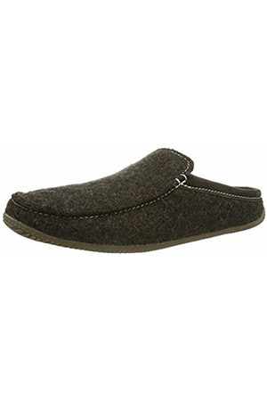 Living Kitzbühel Moccassin Pantoffel Mit Fußbett, Mens Slippers (285 Mocca)