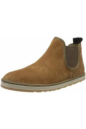 Fly London Men's JERT155FLY Chelsea Boots, (Tan 003)