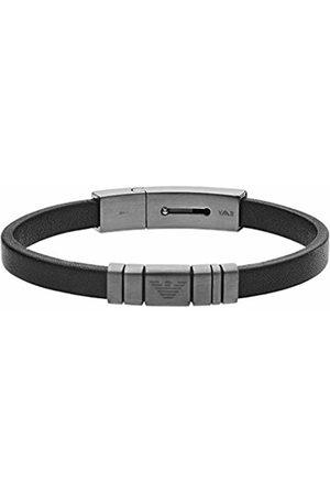 Emporio Armani Men Stainless Steel ID Bracelet - EGS2667060