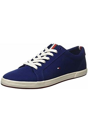 Tommy Hilfiger Men's Iconic Long Lace Sneaker Low-Top, ( Ink C7h)