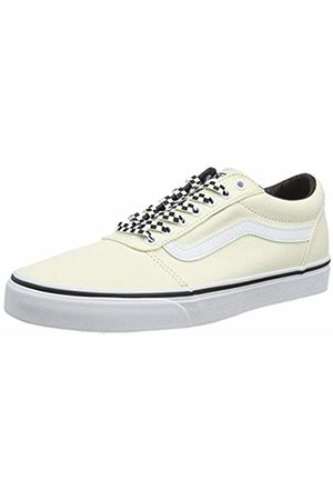 Vans Men's Ward Canvas Trainers, (Checker Lace) Classic W9y